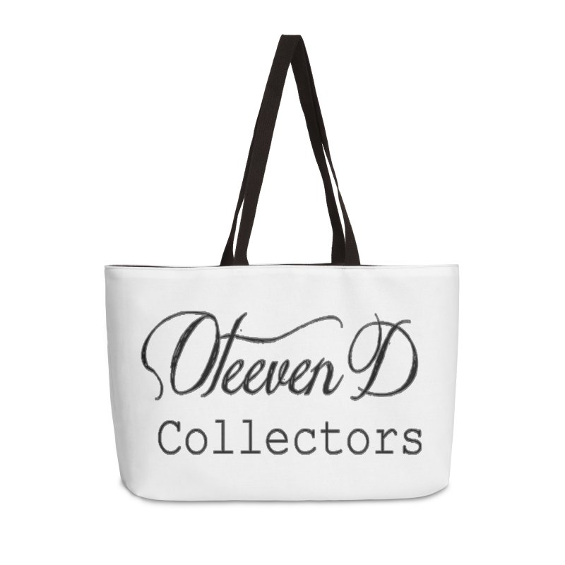 Oteeven D Collectors  Accessories Weekender Bag Bag by HUNDRED
