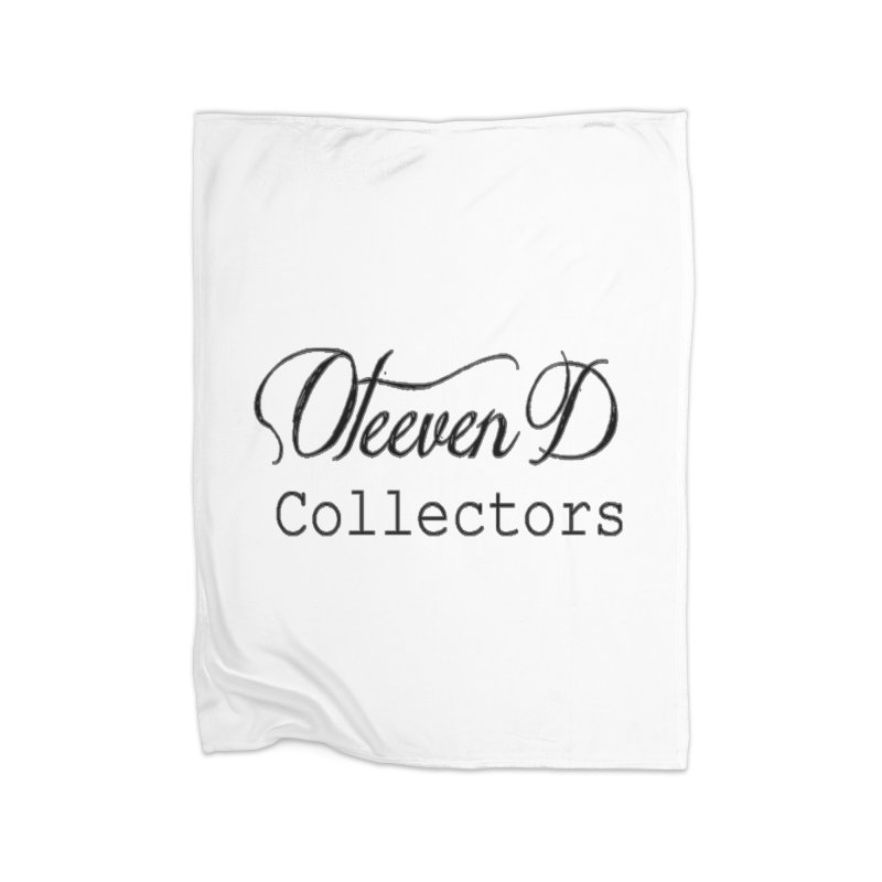 Oteeven D Collectors  Home Fleece Blanket Blanket by HUNDRED