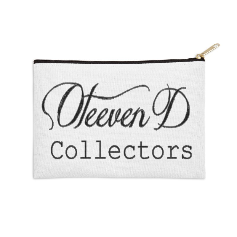 Oteeven D Collectors  Accessories Zip Pouch by HUNDRED