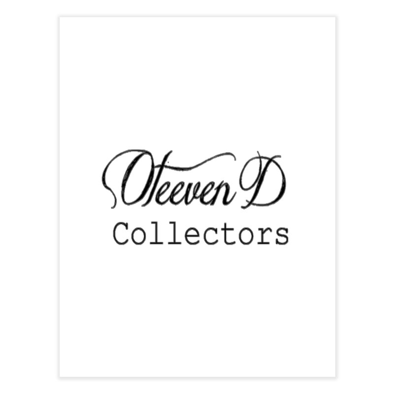 Oteeven D Collectors  Home Fine Art Print by HUNDRED