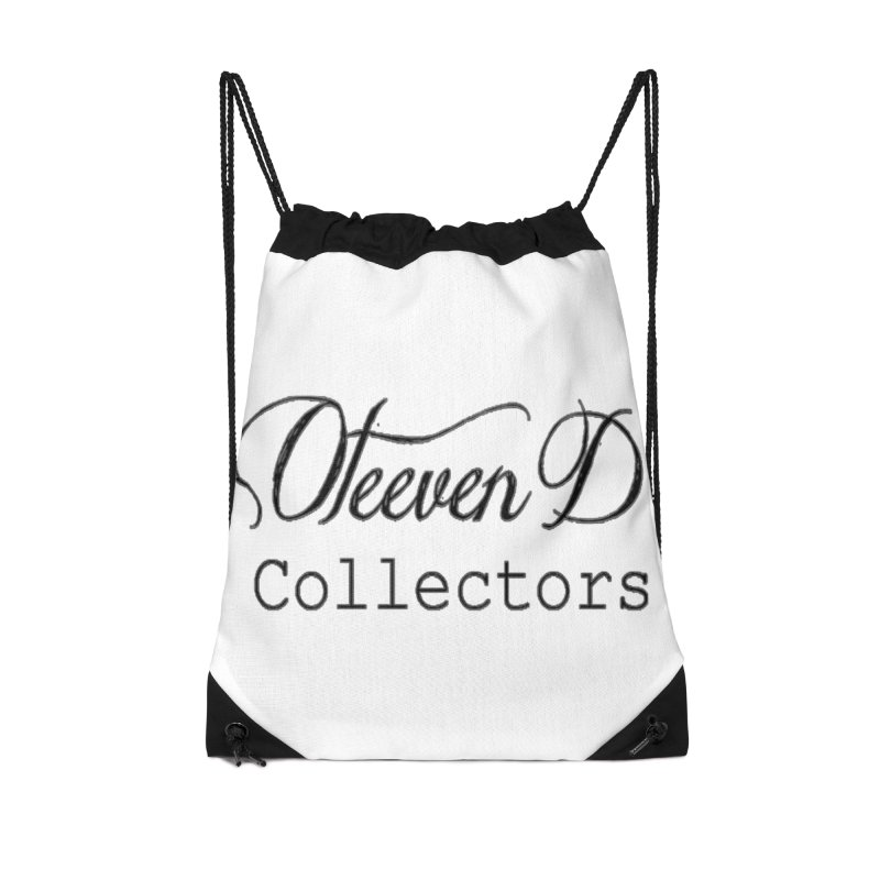 Oteeven D Collectors  Accessories Drawstring Bag Bag by HUNDRED