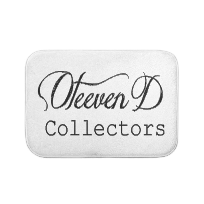Oteeven D Collectors  Home Bath Mat by HUNDRED