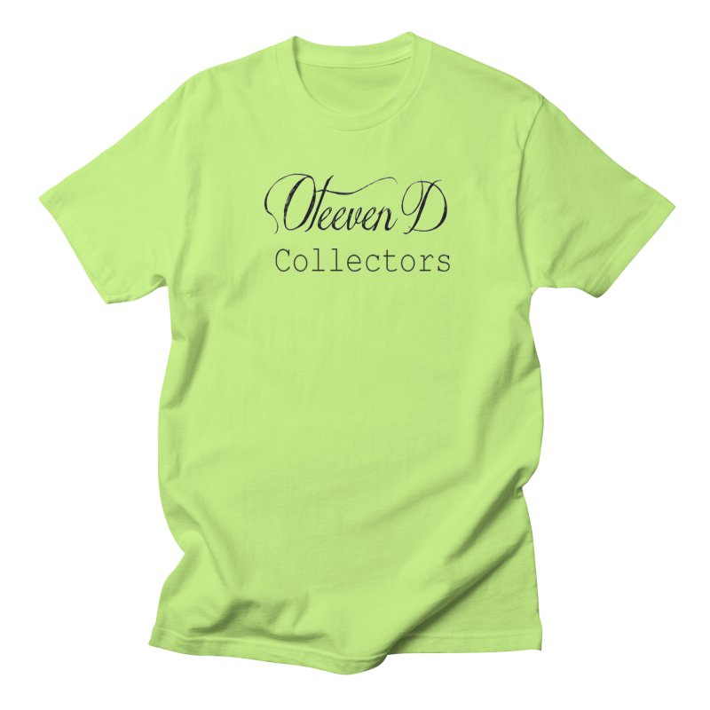Oteeven D Collectors  Men's Regular T-Shirt by HUNDRED