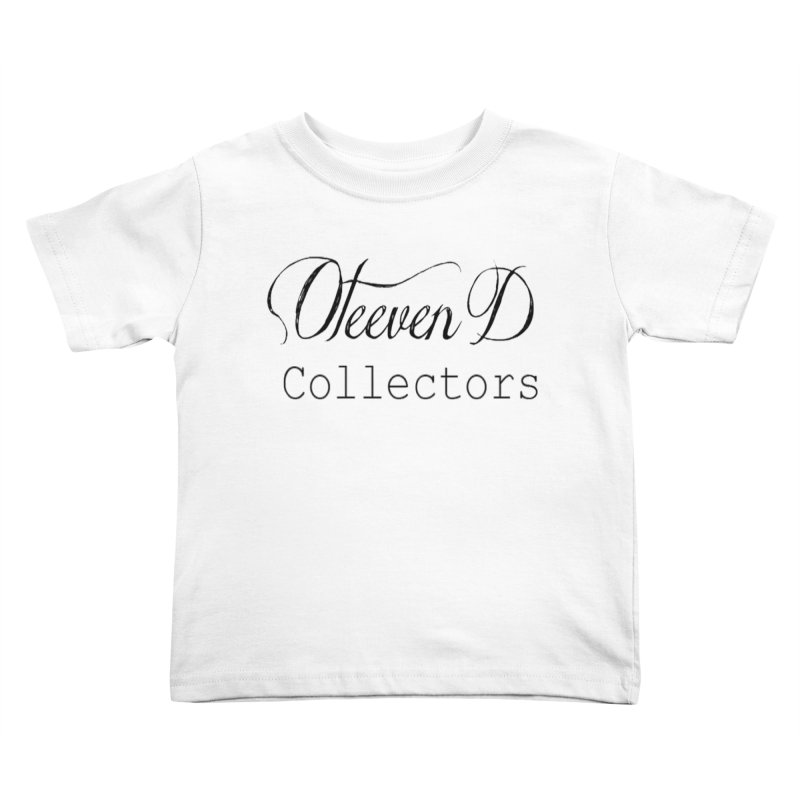 Oteeven D Collectors  Kids Toddler T-Shirt by HUNDRED