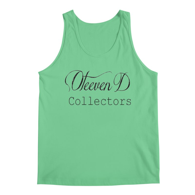 Oteeven D Collectors  Men's Regular Tank by HUNDRED