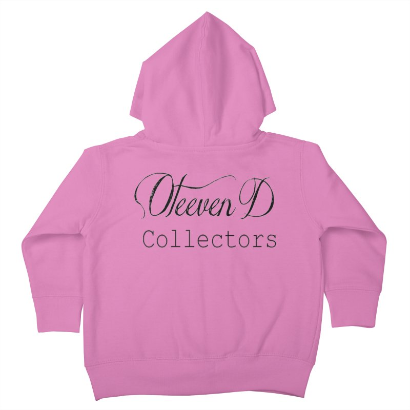 Oteeven D Collectors  Kids Toddler Zip-Up Hoody by HUNDRED