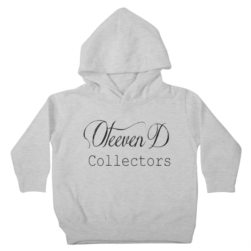 Oteeven D Collectors  Kids Toddler Pullover Hoody by HUNDRED