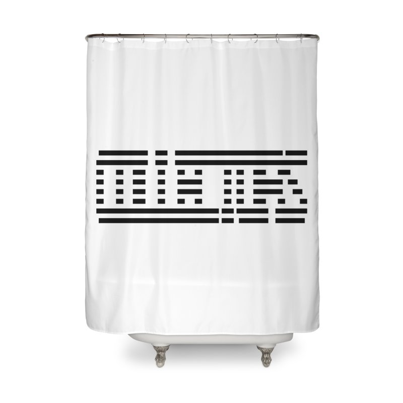 ODC - COLLECTORS Home Shower Curtain by HUNDRED