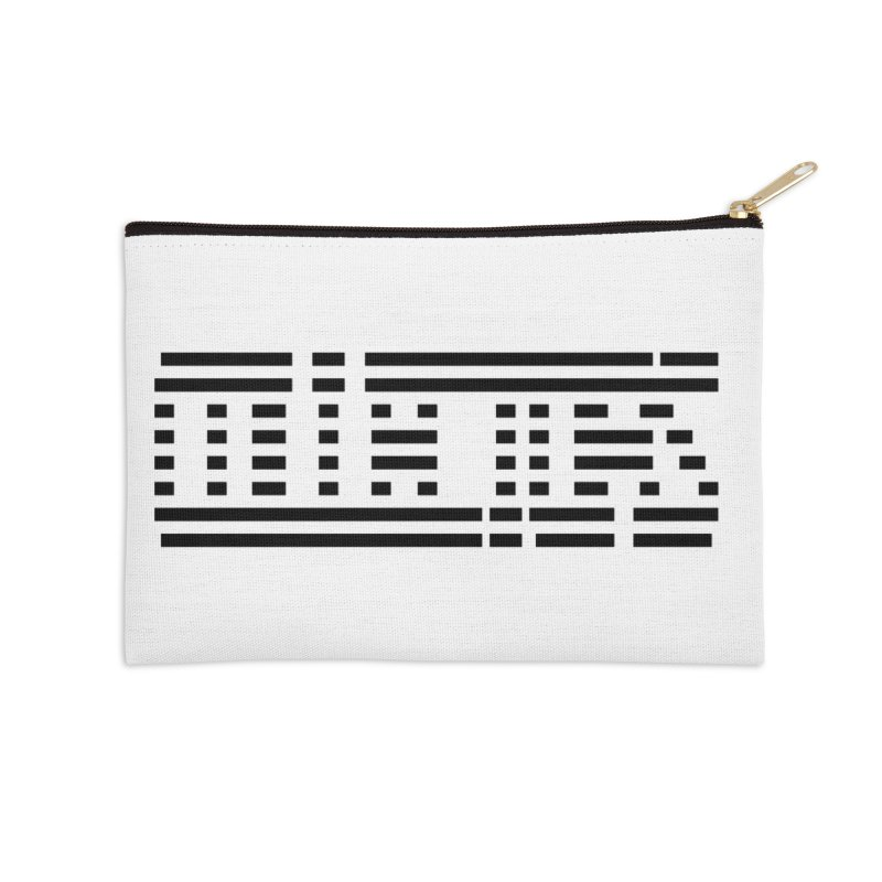 ODC - COLLECTORS Accessories Zip Pouch by HUNDRED
