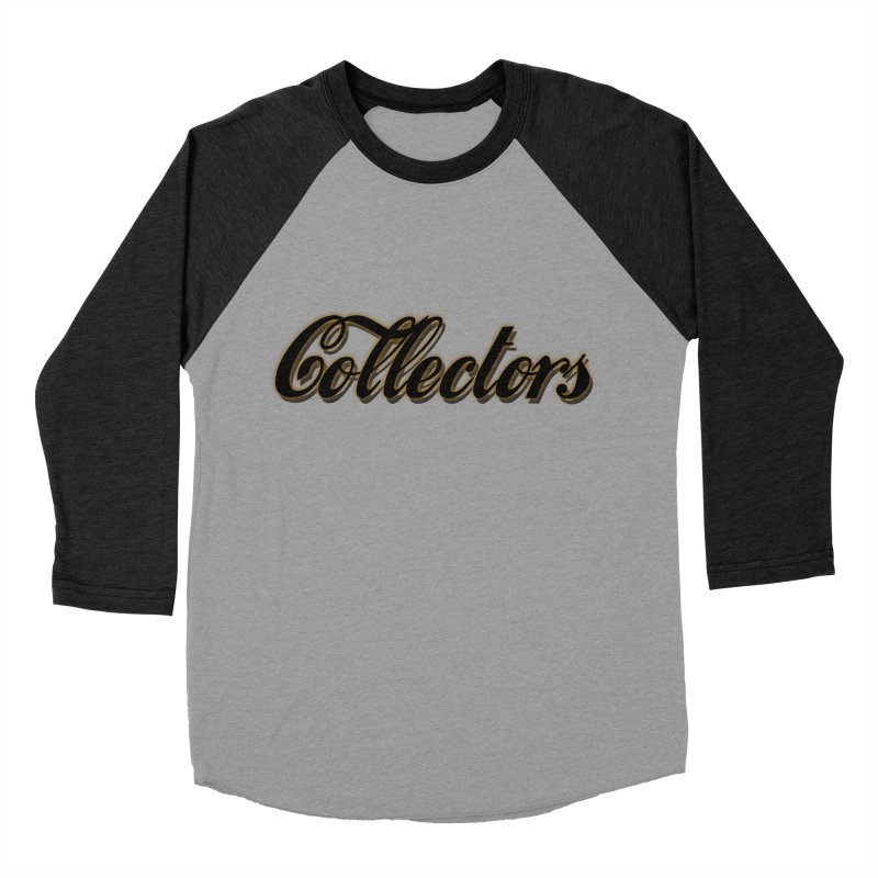 ODC cOKE cOLLECTORS Women's Baseball Triblend Longsleeve T-Shirt by HUNDRED
