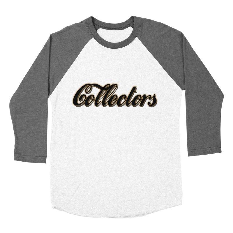 ODC cOKE cOLLECTORS Men's Baseball Triblend Longsleeve T-Shirt by HUNDRED
