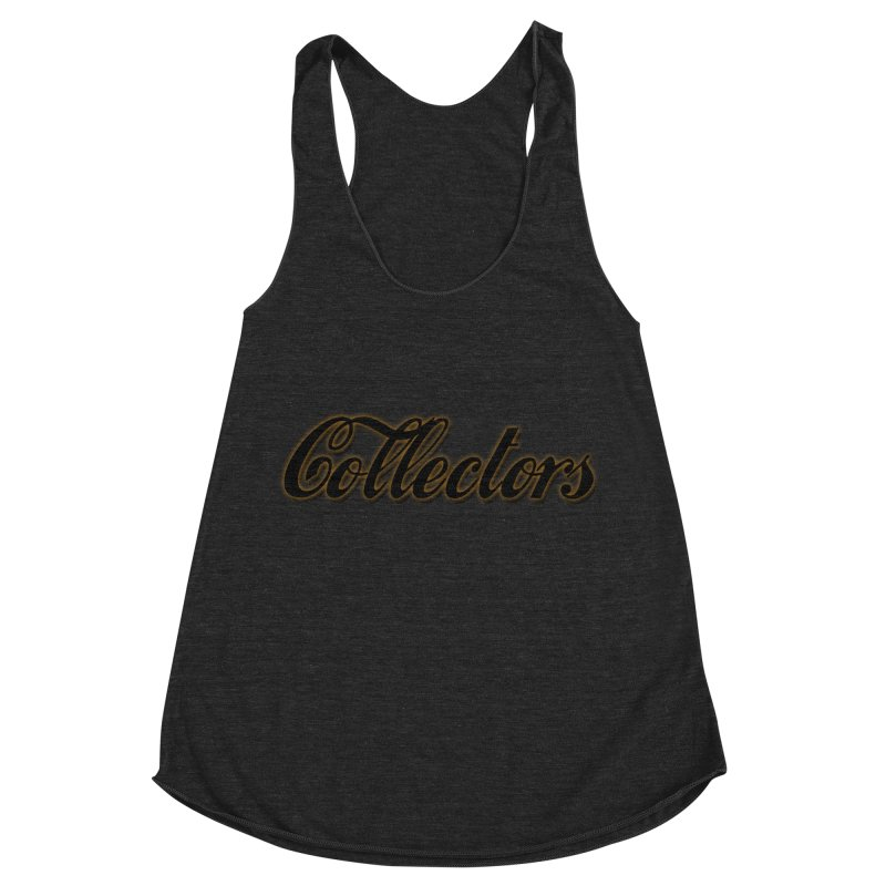 ODC cOKE cOLLECTORS Women's Racerback Triblend Tank by HUNDRED