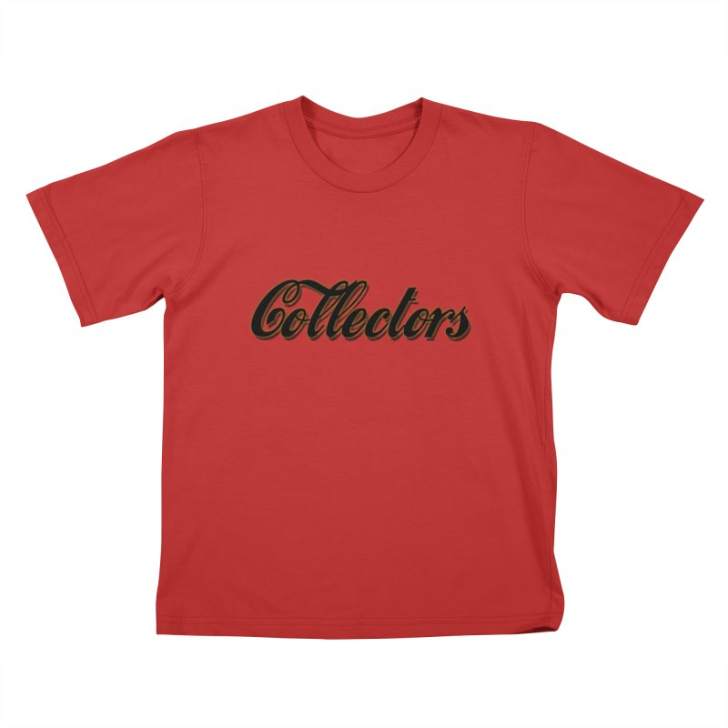 ODC cOKE cOLLECTORS Kids T-Shirt by HUNDRED