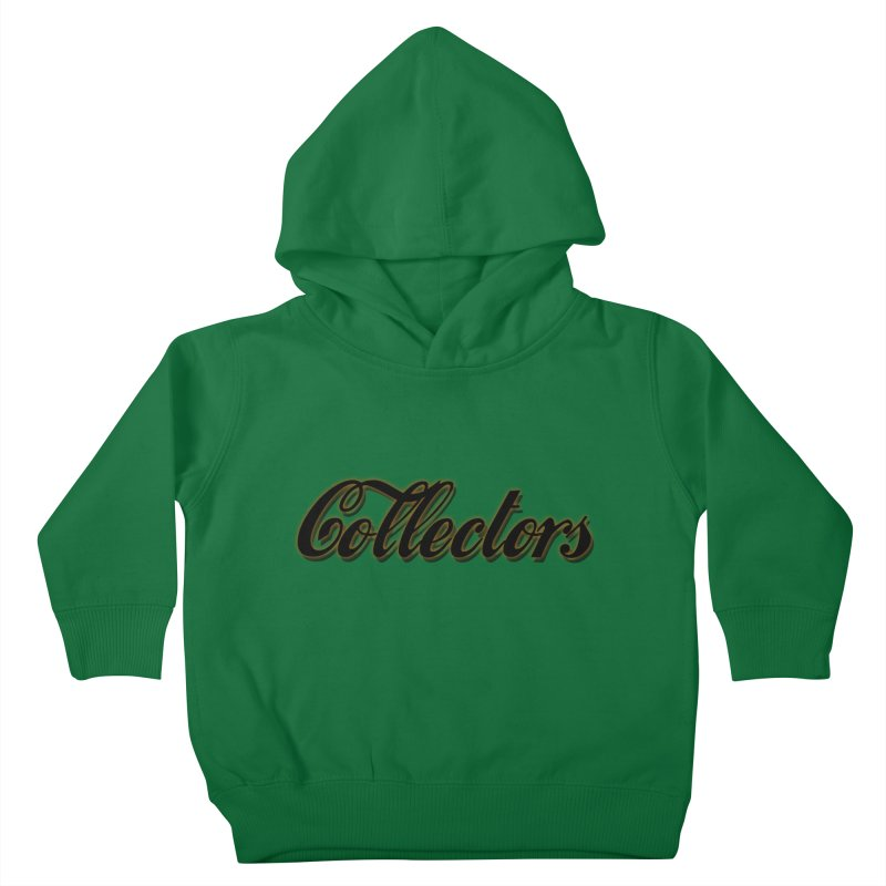 ODC cOKE cOLLECTORS Kids Toddler Pullover Hoody by HUNDRED