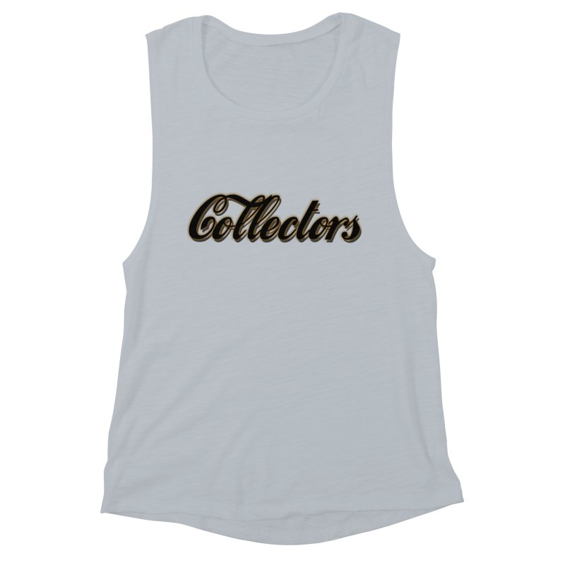 ODC cOKE cOLLECTORS Women's Muscle Tank by HUNDRED