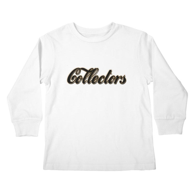 ODC cOKE cOLLECTORS Kids Longsleeve T-Shirt by HUNDRED