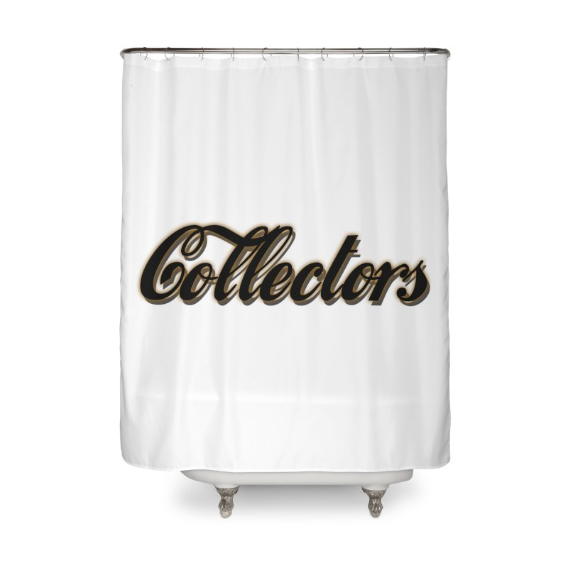 ODC cOKE cOLLECTORS Home Shower Curtain by HUNDRED
