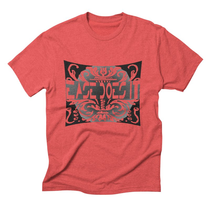 Ease Does It Men's Triblend T-Shirt by HUNDRED