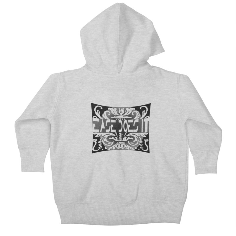 Ease Does It Kids Baby Zip-Up Hoody by HUNDRED