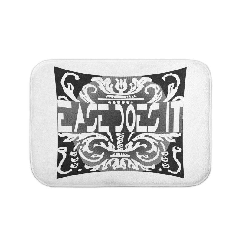 Ease Does It Home Bath Mat by HUNDRED