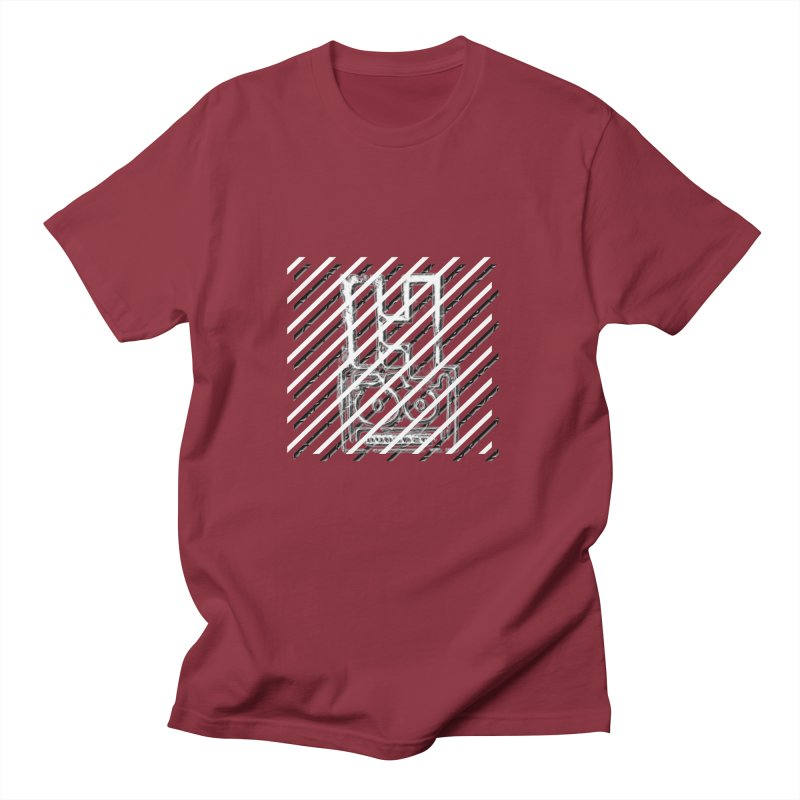 Hundred Between The Lines Women's Regular Unisex T-Shirt by HUNDRED