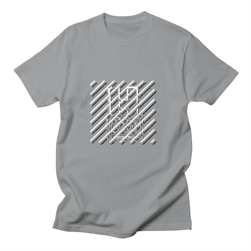 Hundred Between The Lines Women's Regular Unisex T-Shirt by HUNDRED