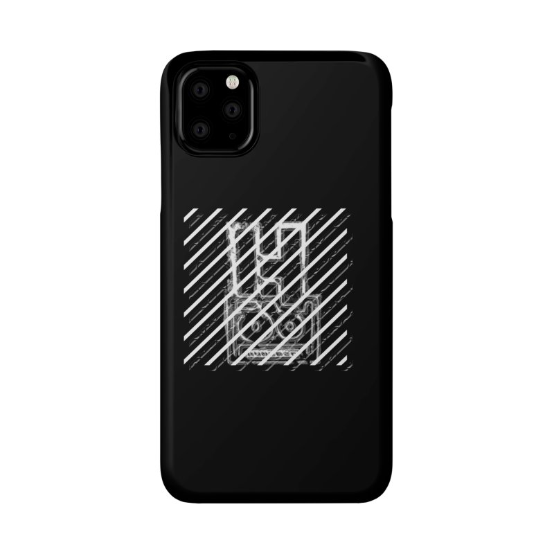 Hundred Between The Lines Accessories Phone Case by HUNDRED