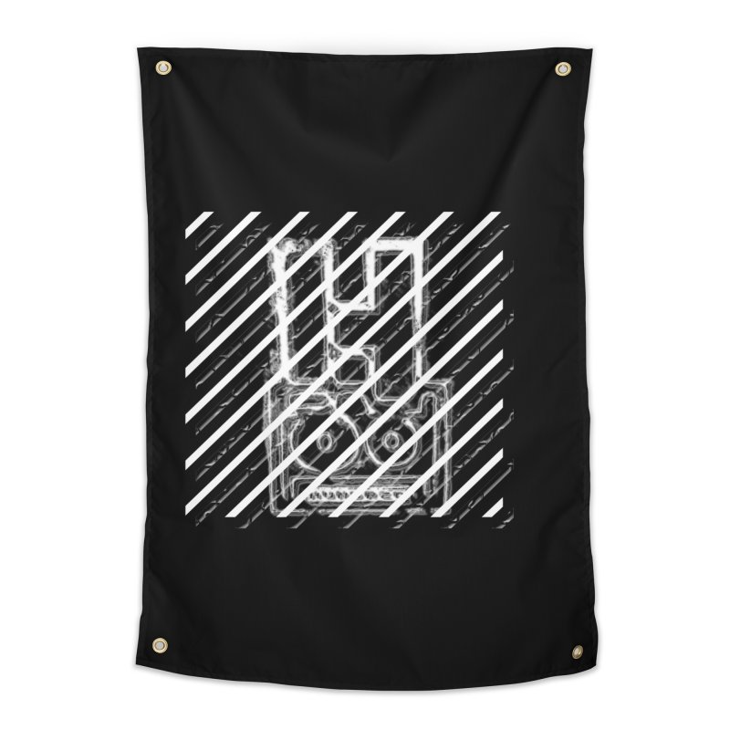 Hundred Between The Lines Home Tapestry by HUNDRED