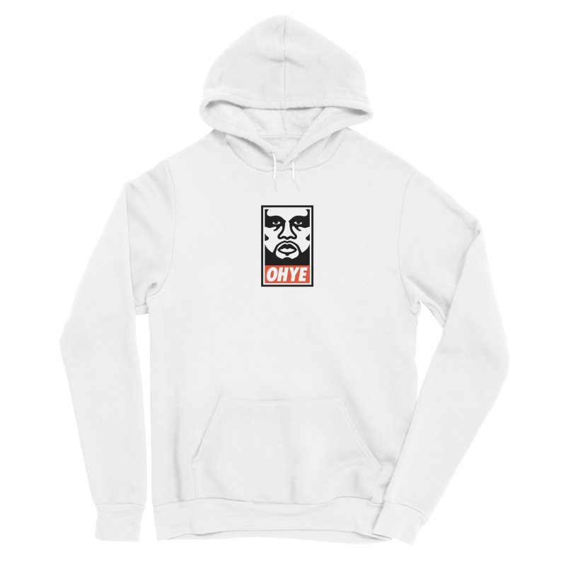 OHYE Men's Pullover Hoody by Hungry Design Club