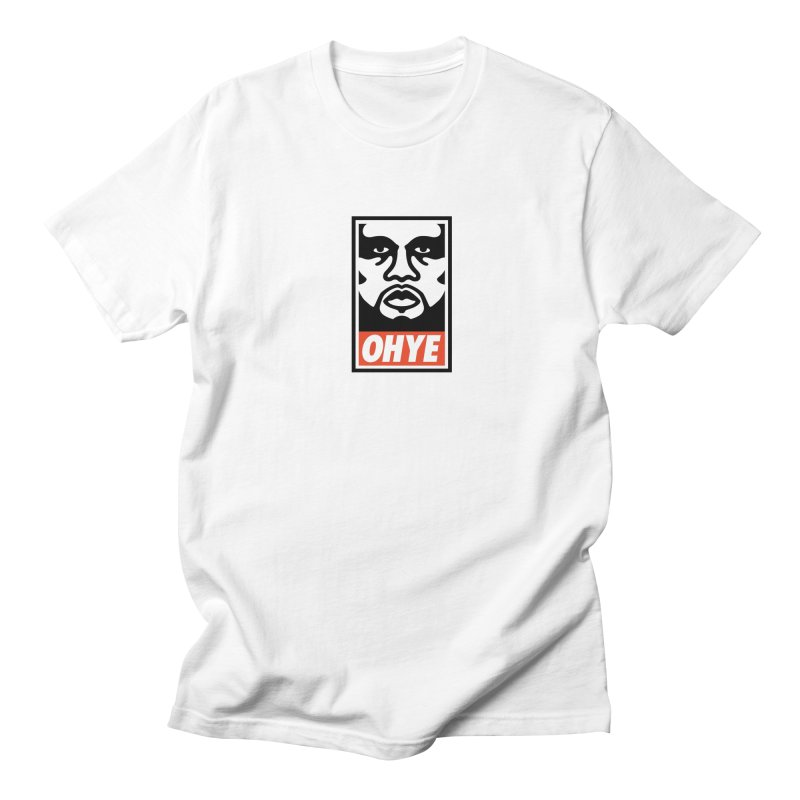 OHYE Men's T-Shirt by Hungry Design Club