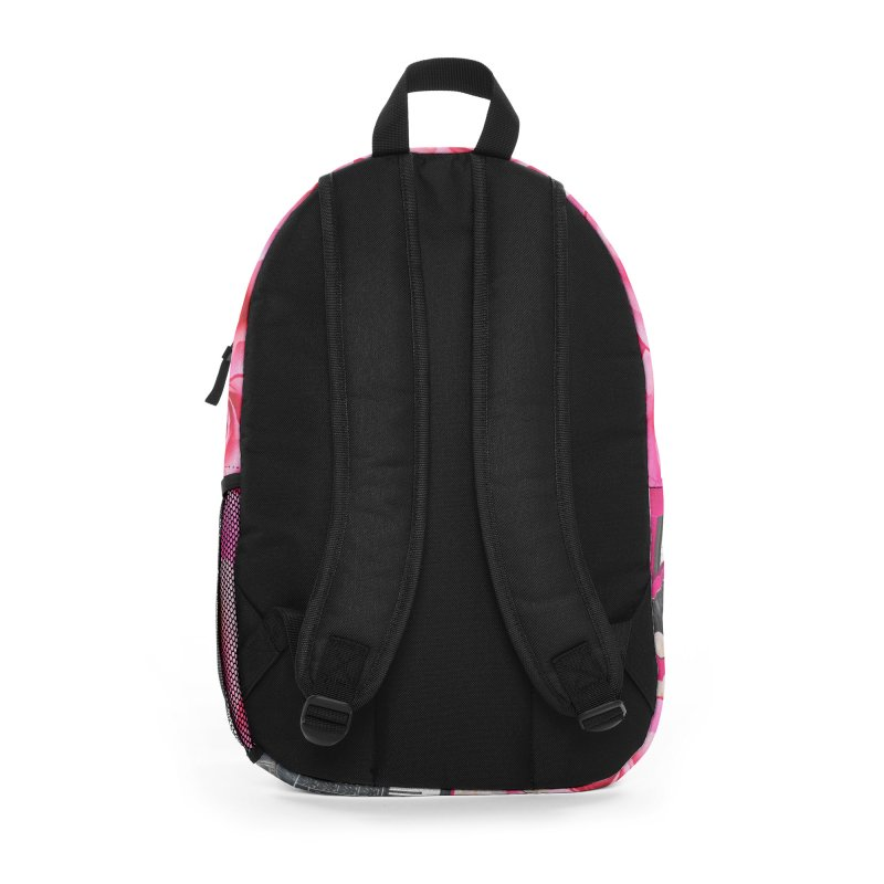 Ice Cold Backpack Accessories Bag by Hungry Design Club