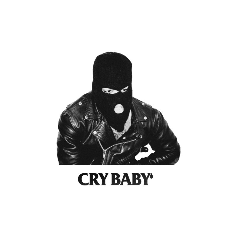 CRY BABY ACESSORIES Accessories Sticker by HUNK SHOP