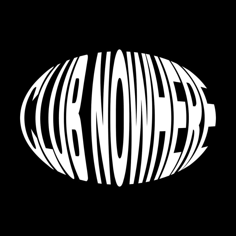 CLUB NOWHERE - CLOTHES & ACCESSORIES Shirts and Tops Pullover Hoody by HUNK SHOP