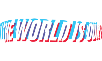The World is Ours Logo