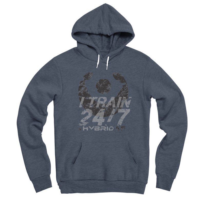 Train Anytime v3 Women's Pullover Hoody by HybridAF Shop