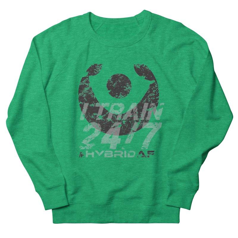Train Anytime v3 Women's Sweatshirt by HybridAF Shop