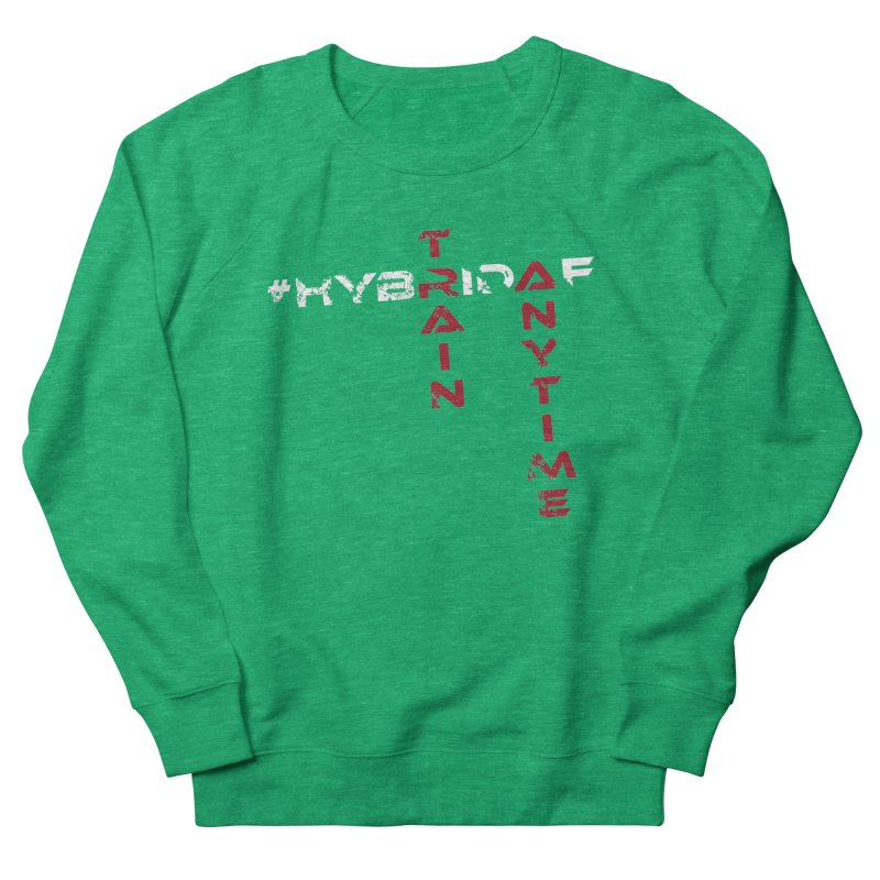 HybridAF v2 Women's Sweatshirt by HybridAF Shop