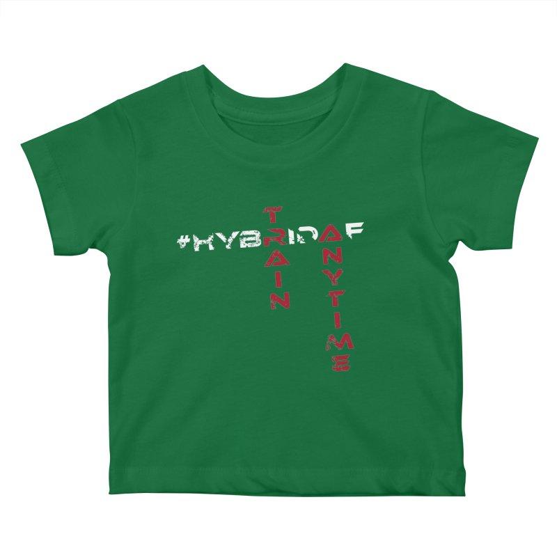 HybridAF v2 Kids Baby T-Shirt by HybridAF Shop