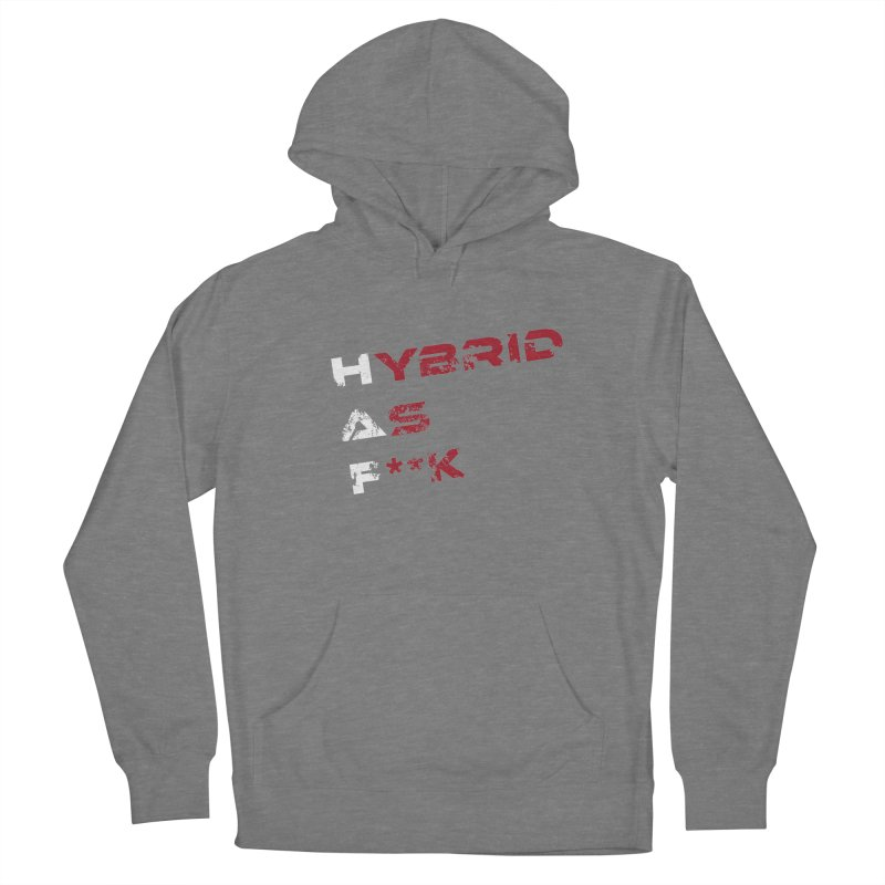 Hybrid As What? Women's Pullover Hoody by HybridAF Shop