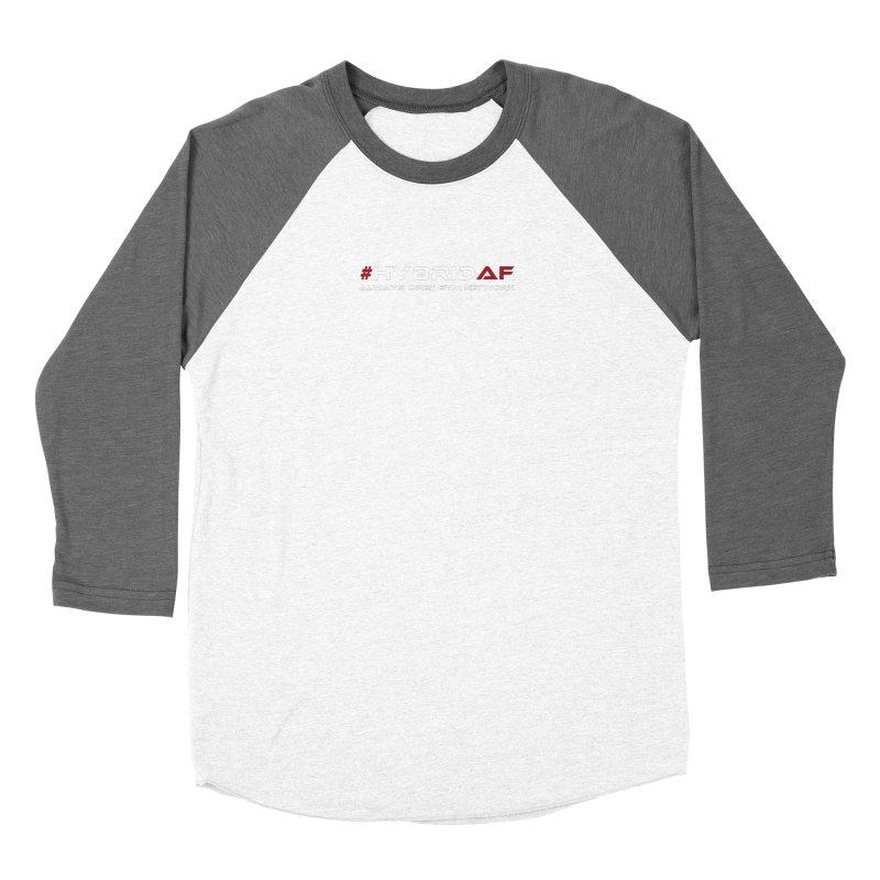 HybridAF - Always Open Gym Network Women's Longsleeve T-Shirt by HybridAF Shop