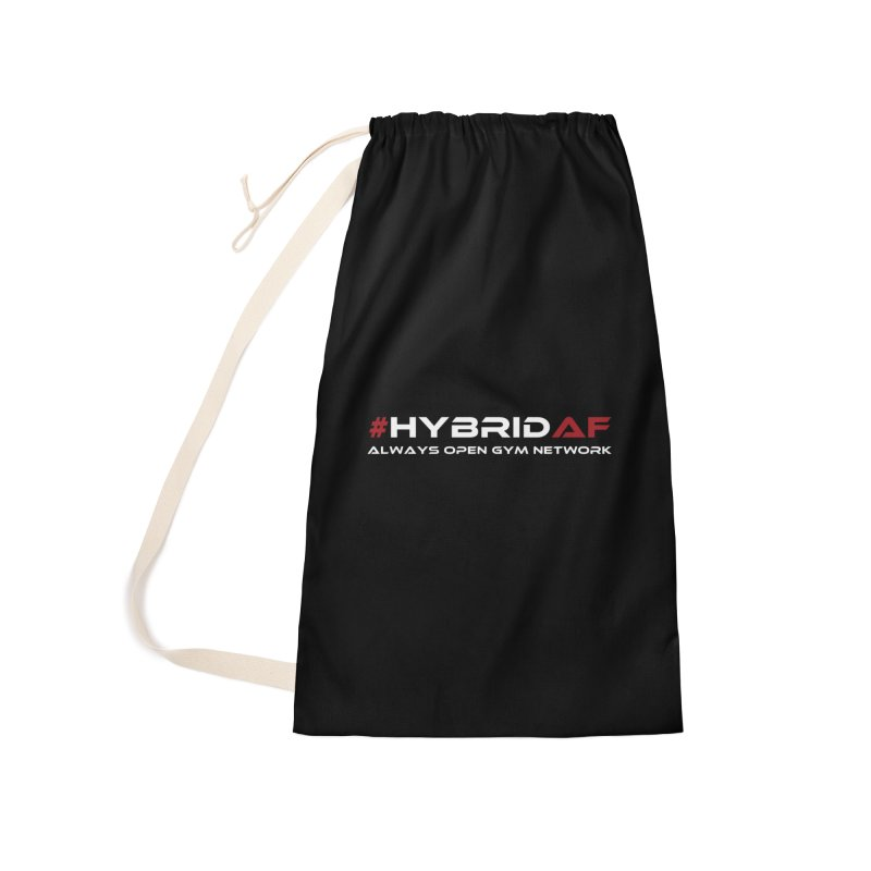 HybridAF - Always Open Gym Network Accessories Bag by HybridAF Shop