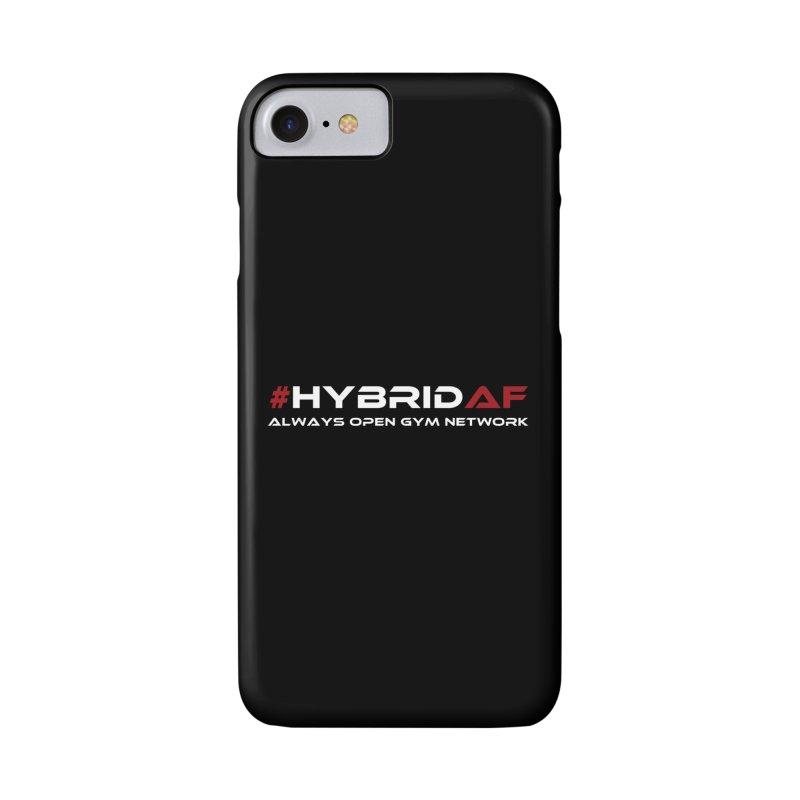 HybridAF - Always Open Gym Network Accessories Phone Case by HybridAF Shop