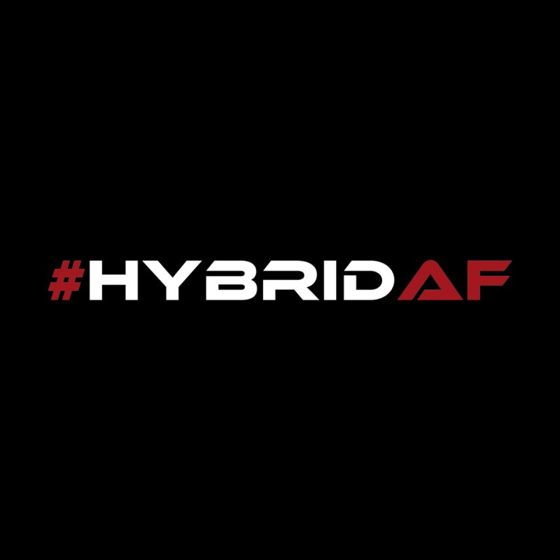 HybridAF - The Original Accessories Notebook by HybridAF Shop