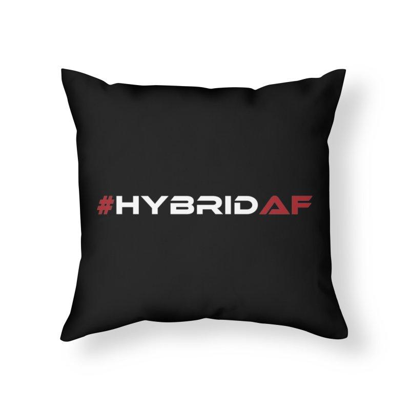 HybridAF - The Original Home Throw Pillow by HybridAF Shop
