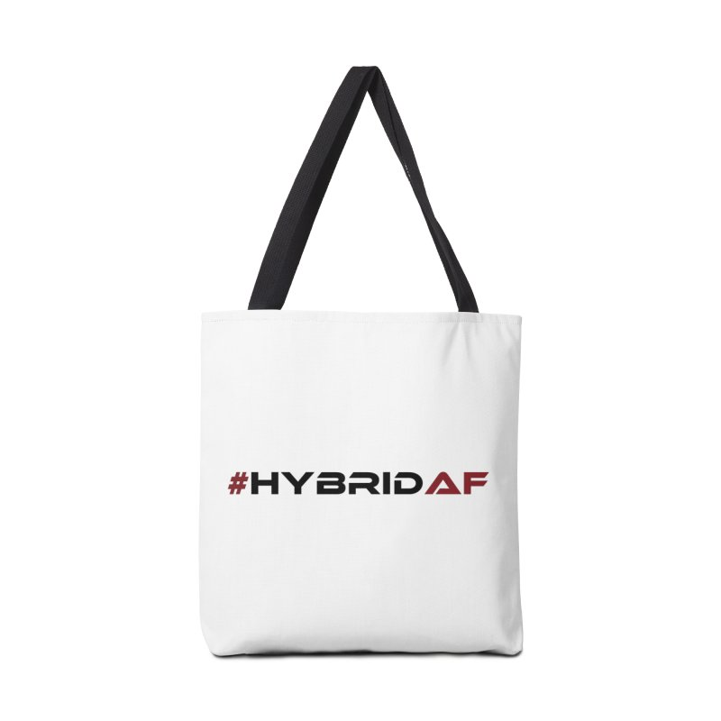 HybridAF - Original (Black) Accessories Bag by HybridAF Shop