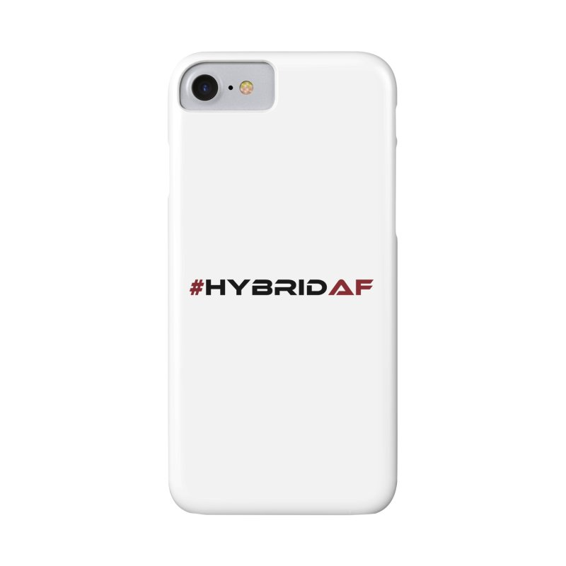HybridAF - Original (Black) Accessories Phone Case by HybridAF Shop