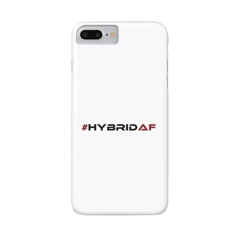HybridAF - Original (Black) Accessories Phone Case by HybridAF Shop