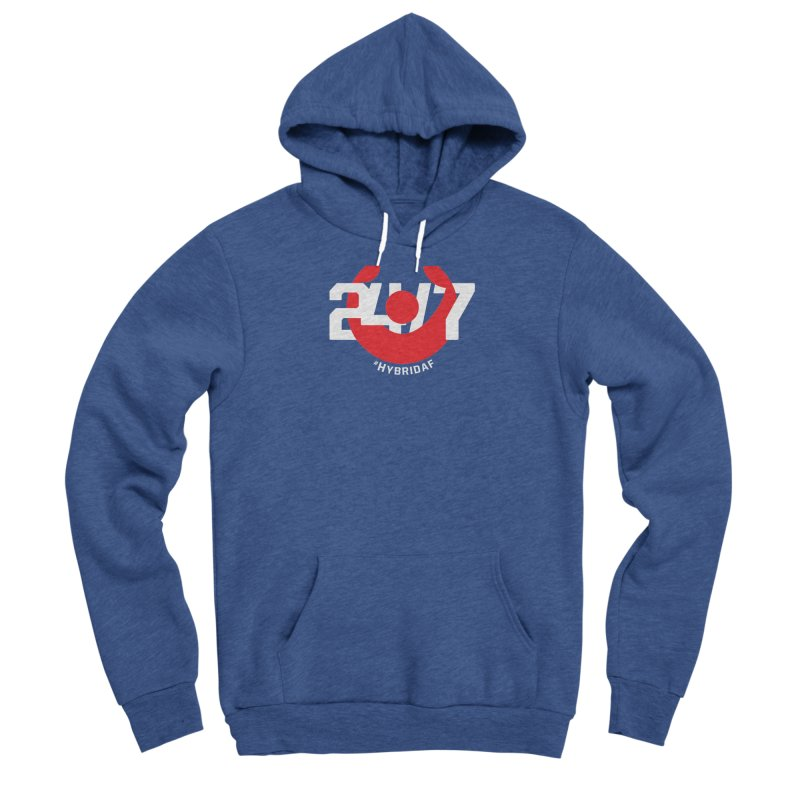 24/7 Hybrid Women's Pullover Hoody by HybridAF Shop