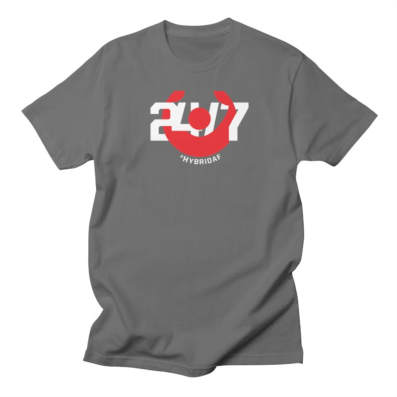 24/7 Hybrid Men's T-Shirt by HybridAF Shop