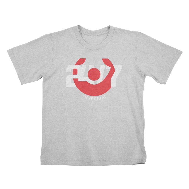 24/7 Hybrid Kids T-Shirt by HybridAF Shop